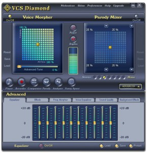 VCS Diamond Panel